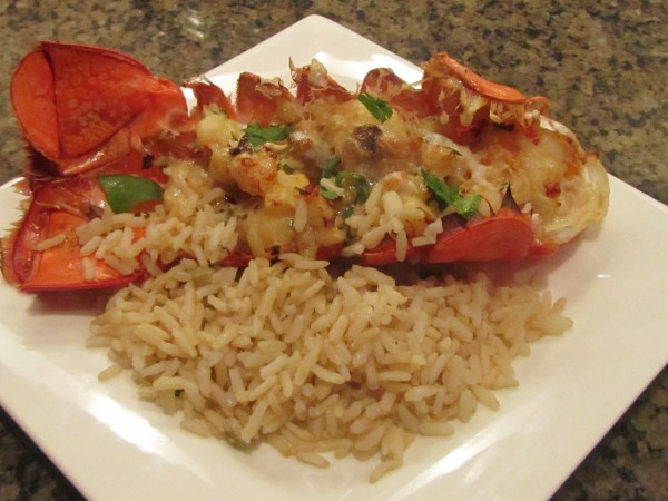 lobster thermidor - Valentine Day Meals To Cook At Home
