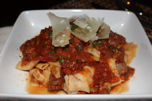 Beef Ragu with mushrooms 029