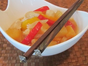 Sweet & Sour Chicken 005